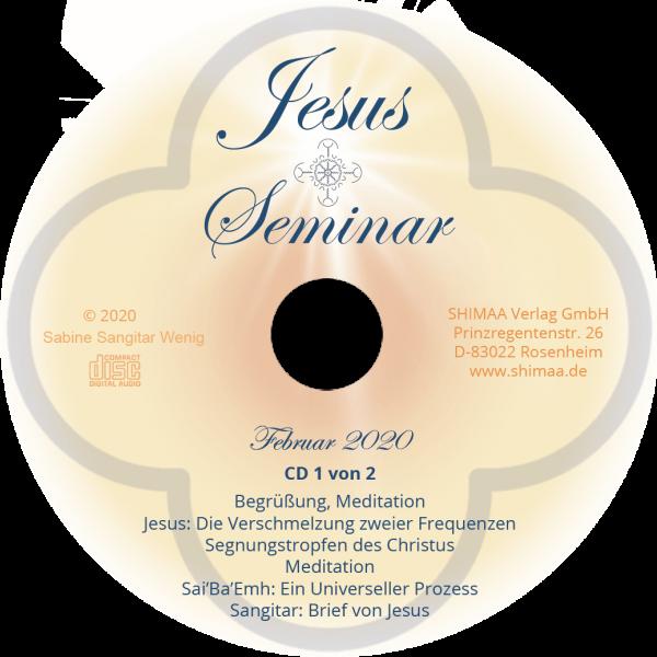 Mitschnitte Jesus-Seminar 2020