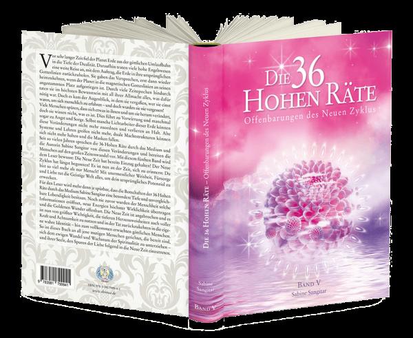 """Buch: """"Die 36 Hohen Räte"""" Band 5 - Die 36 Hohen Räte"""