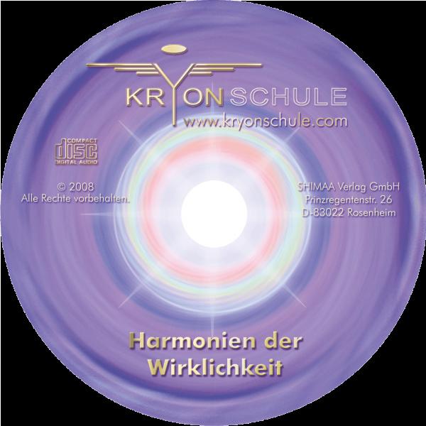 CD Harmonien der Wirklichkeit