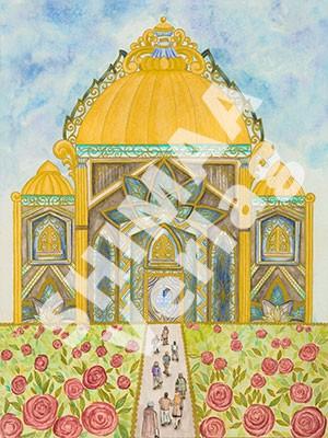 """Bild: """"SA'MAA'TAH - Tempel"""""""