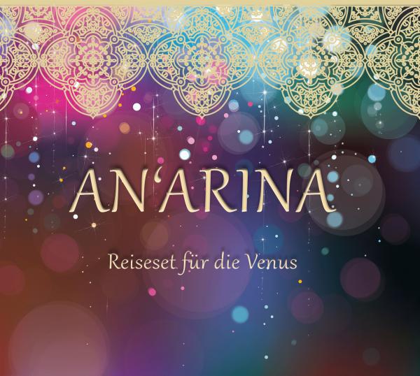 """CD-Set """"An'Arina Reise-Set für die Venus"""""""