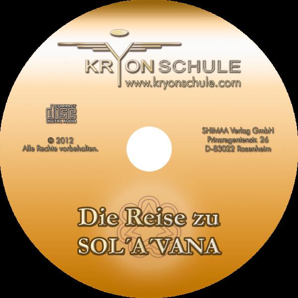 CD Die Reise zu Sol'A'Vana