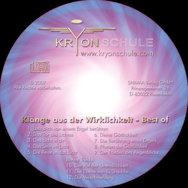 CD Klänge aus der Wirklichkeit Best of