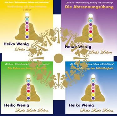 CD-Set der Aurarabeit - 4 CDs