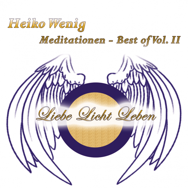 "CD ""Meditationen Best of Vol II"""