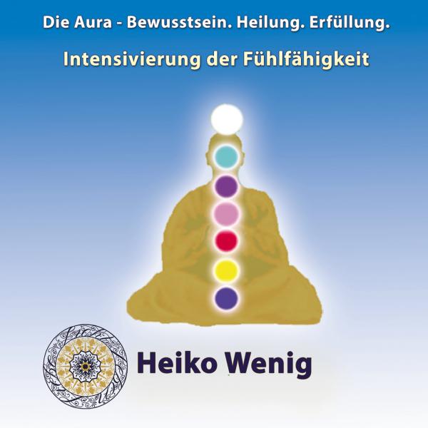 """Meditations CD """"Intensivierung der Fühlfähigkeit"""""""