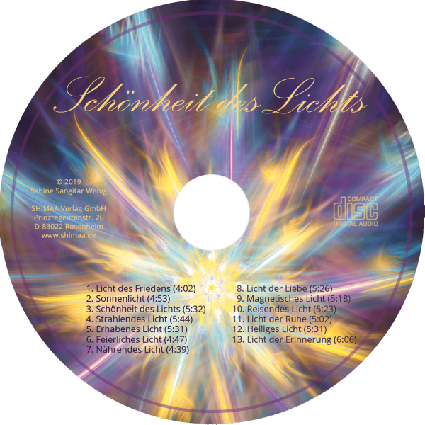 CD Schönheit des Lichts