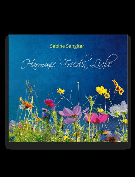 """CD-Set """"Harmonie, innerer Friede und Liebe"""""""
