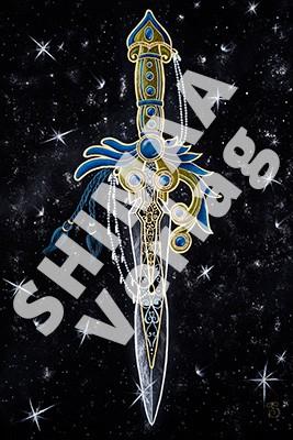 """Bild: """"Schwert Excalibur"""""""