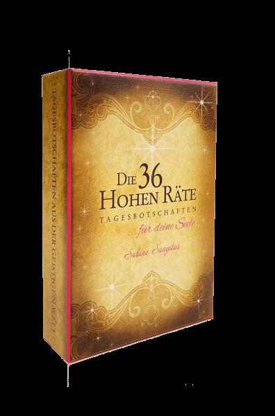 """Kartenset: """"Die 36 Hohen Räte - Tagesbotschaften"""""""