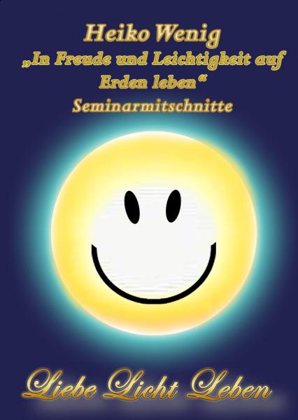 """CD-Set """"In Freude und Leichtigkeit auf Erden leben"""""""