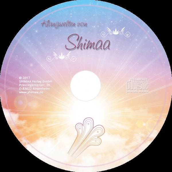 CD Klangwelten von Shimaa