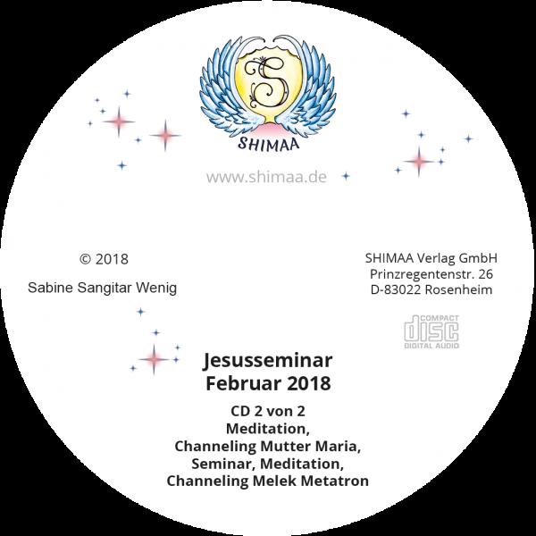 Mitschnitte Jesus-Seminar 2018