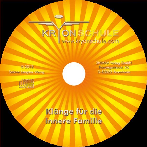 CD Klänge für die Innere Familie