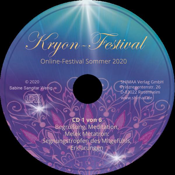 Mitschnitt Kryonfestival Sommer 2020