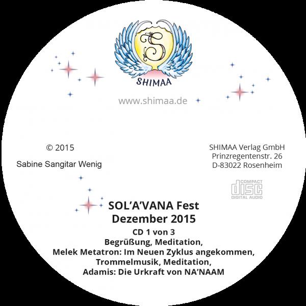 "Mitschnitt ""SOL'A'VANA Fest 2015"""