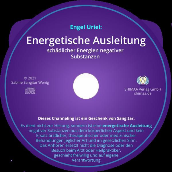 """Channeling """"Energetische Ausleitung"""""""
